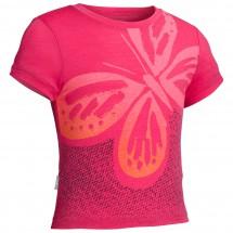 Icebreaker - Kids Tech T Lite Flutter - T-Shirt