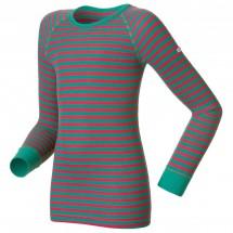Odlo - Shirt L/S Crew Neck Warm Kids - Long-sleeve