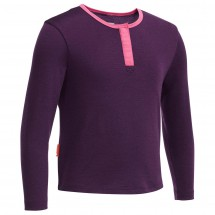 Icebreaker - Girls Amity LS Crewe - Merino sweater