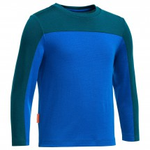Icebreaker - Boys Fervor LS Crewe - Merino sweater