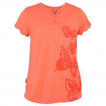 Icebreaker - Kids Moxie SS Top Butterflies - T-Shirt