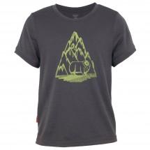 Icebreaker - Kids Tech T Lite SS Mt. Merino - T-shirt