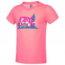 The North Face - Girl's SS Camp TNF Tee - T-paidat
