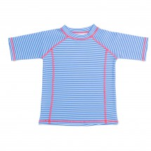 Ducksday - Boy's Rash Guard Short Sleeve - T-Shirt