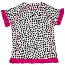 Ducksday - Girl's Rash Guard Short Sleeve - T-Shirt