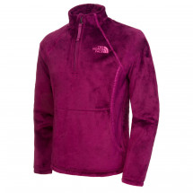 The North Face - Girl's Mossbud 1/4 Zip - Fleecetrui