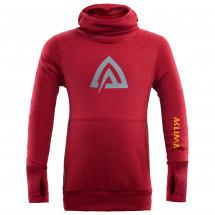 Aclima - Kid's WW Hood Sweater Children - Merinopullover