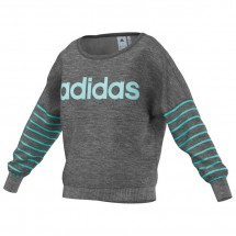 Adidas - Kid's Wardrobe Lineage Sweat - Pulloveri