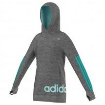 Adidas - Kid's Wardrobe Lineage Long Hood - Hoodie