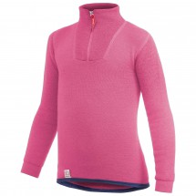 Woolpower - Kid's Zip Turtleneck 200