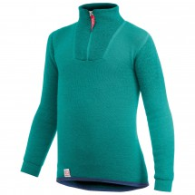 Woolpower - Kid's Zip Turtleneck 200 - Merino ondergoed