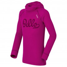 Odlo - Kid's Shirt LS Crew Neck With Facemask Warm
