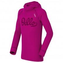 Odlo - Kid's Shirt LS Crew Neck With Facemask Warm