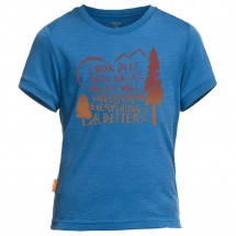 Icebreaker - Kid's Tech Lite SS Camp - T-shirt