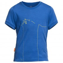 Icebreaker - Kid's Tech Lite SS Stick Bike - T-shirt