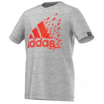 adidas - Boy's Flying Performance Logo Tee - T-Shirt