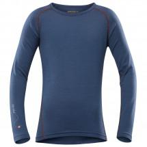 Devold - Breeze Junior Shirt - Longsleeve