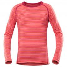 Devold - Kid's Breeze Shirt - Longsleeve