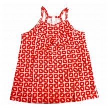 Ducksday - Girl's Sleeveless Top - Perusalusvaatteet
