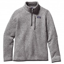 Patagonia - Boy's Better Sweater 1/4 Zip - Pull-over polaire