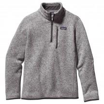 Patagonia - Boy's Better Sweater 1/4 Zip - Fleecepullover