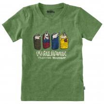 Fjällräven - Kids Sleeping Foxes T-Shirt - T-shirt