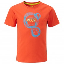 Moon Climbing - Kids Scribble Tee - T-Shirt