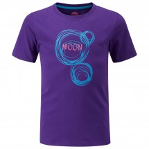 Moon Climbing - Kids Scribble Tee - T-shirt