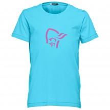 Norrøna - /29 Cotton Logo T-Shirt Junior - T-shirt