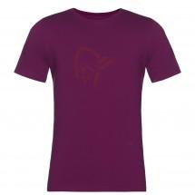 Norrøna - /29 Cotton Logo T-Shirt Junior - T-paidat