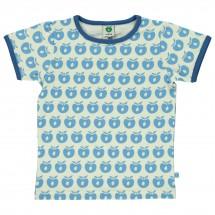 Smafolk - Kid's Medium Apples T-Shirt S/S - T-shirt