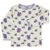 Smafolk - Kid's Mice T-Shirt L/S - Long-sleeve