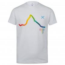 Montura - Kid's Skyline Rainbow T-Shirt - T-shirt
