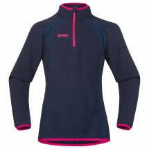 Bergans - Ombo Youth Girl Half Zip - Fleecetrui