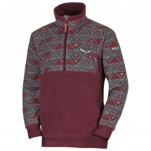 Salewa - Kid's Puez Heritage PL K Half-Zip - Pull-over polai