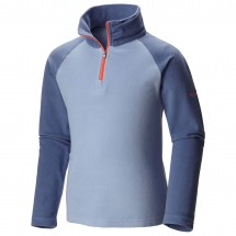 Columbia - Kid's Glacial Fleece Half Zip - Fleecetrui