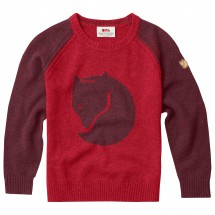 Fjällräven - Kid's Fox Sweater - Merino trui