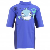 Hyphen-Sports - Kid's Langarmshirt 'striped Sweet Lave'