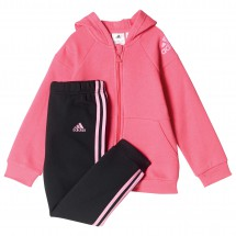 adidas - Kid's Full Zip Hoodie Jogger - Hoodie