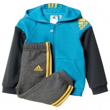 adidas - Kid's Full Zip Hoodie Jogger - Jogginganzug