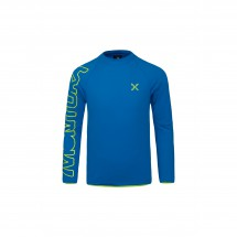 Montura - Fast Light Logo Maglia Kids - Long-sleeve