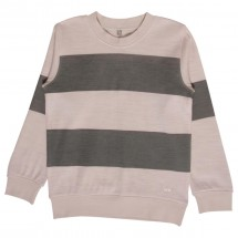 Hust&Claire - Sweatshirt Merino Wool - Merino sweater