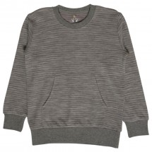 Hust&Claire - Sweatshirt Wool Bamboo - Merino sweater