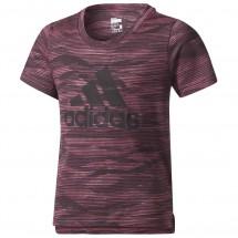 adidas - Girl's Aeroknit Tee - Tekninen paita