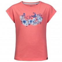 Jack Wolfskin - Brand T Girls - T-skjorte