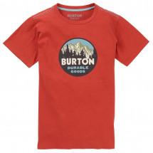 Burton - Boy's Taproot S/S - T-skjorte