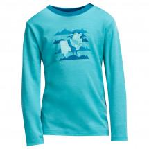 Icebreaker - Kid's Tech L/S Crewe Merino - Merino underwear