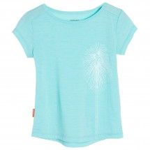 Icebreaker - Kid's Tech T Lite S/S Wildflower
