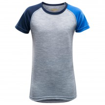 Devold - Breeze Junior T-Shirt - Merinounterwäsche