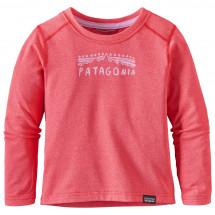 Patagonia - Baby Capilene Crew - Synthetisch ondergoed